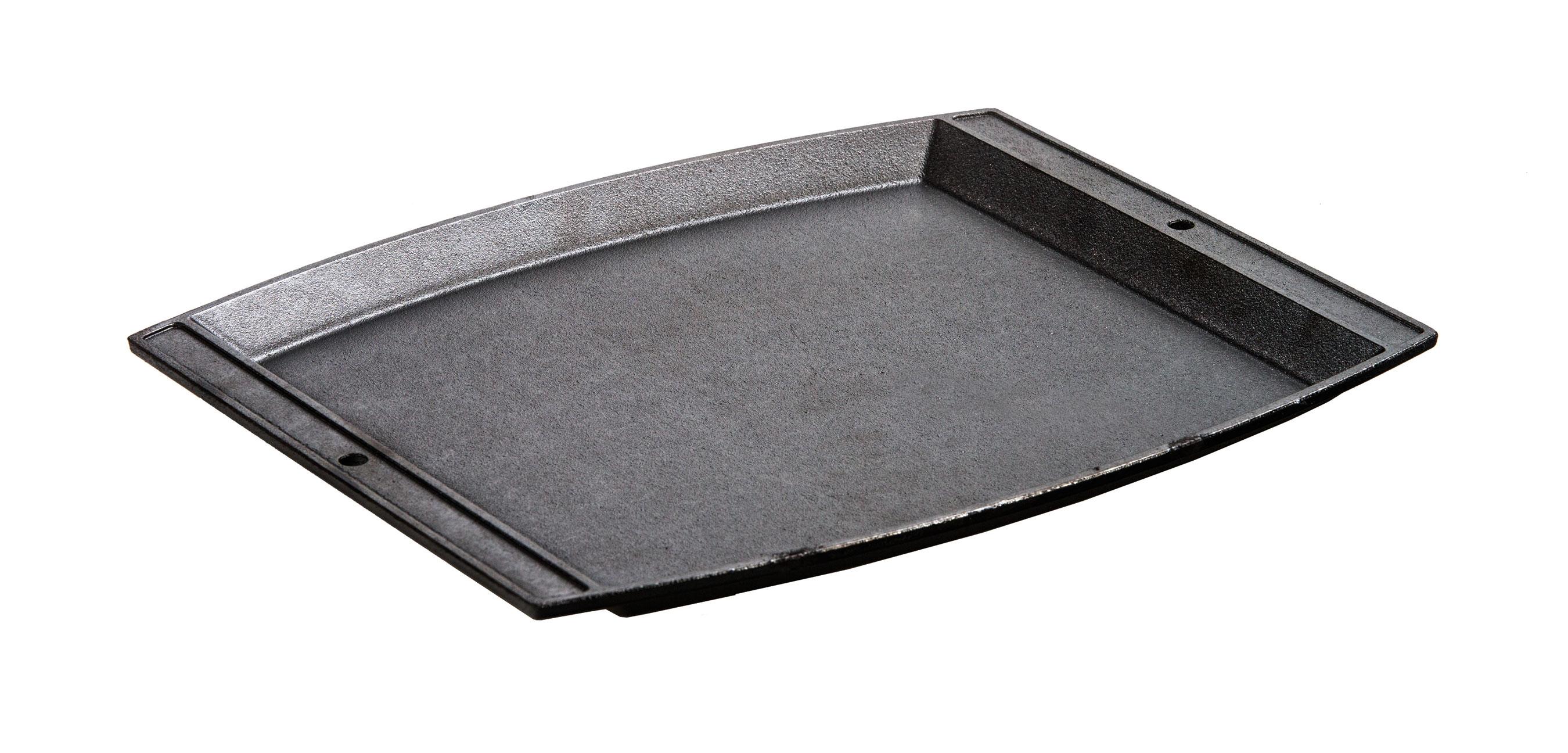 Lodge Cast Iron Chef´s Platter / Grillplatte Gusseisen Bild 1