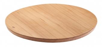 Pizzabrett / Servierbrett Rösle Hickory Ø 42cm Bild 1