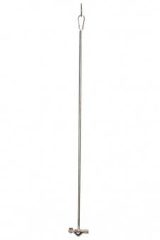 Stabhalter Edelstahl für Grillrost Ø 50 -  Ø 60 cm Bild 1