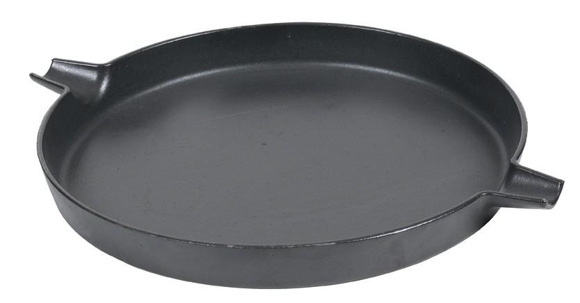 Tepro Gusspfanne / Einleger Grillrost für Ø 57 cm Bild 1