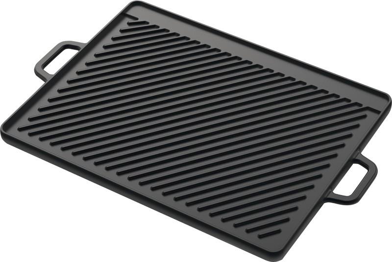 Tepro Wendeplatte Universal Gusseisen Gr. XL Grillfläche 40x30cm Bild 2