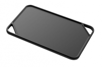 Tepro Wendeplatte Universal Gusseisen Grillfläche 27x41cm Bild 1