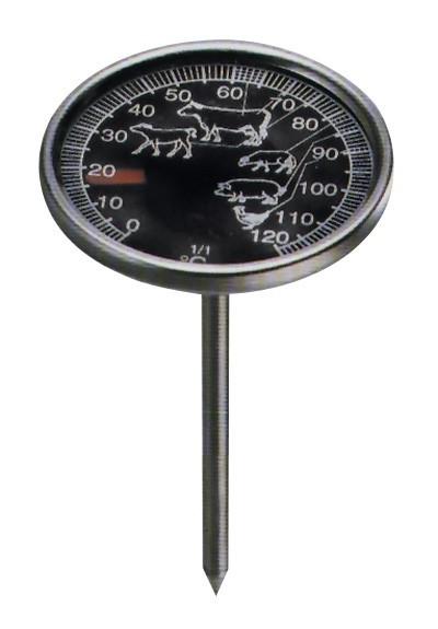 Bratenkern-Thermometer Edelstahl Bild 1