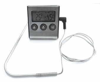 Digital Grillthermometer / Bratenthermometer Tepro