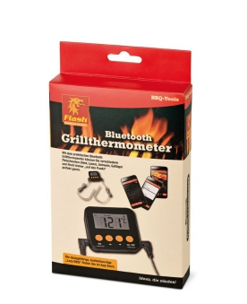 Grillthermometer / Bratenthermometer mit Bluetooth Boomex Flash Bild 2