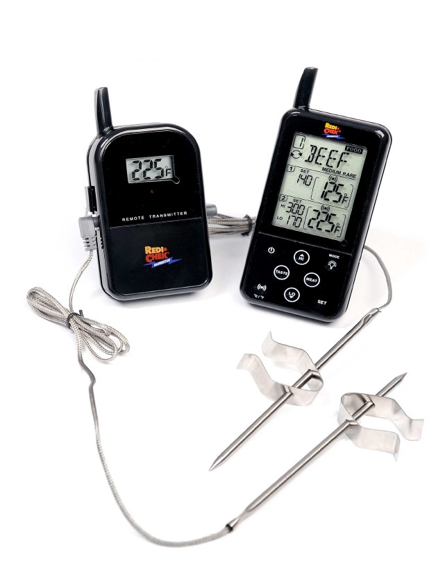 Maverick ET-733 Funkthermometer Wireless BBQ & Meat Thermometer Set Bild 1