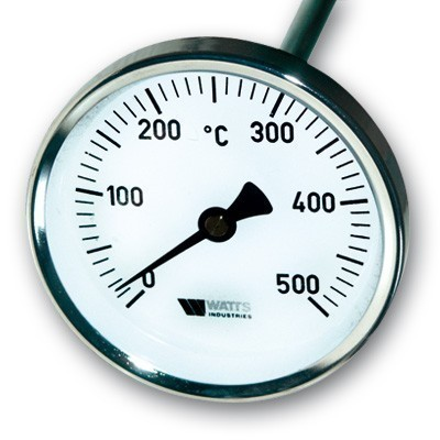 Thermometer / Backofenthermometer 0°C - 500°C Bild 1