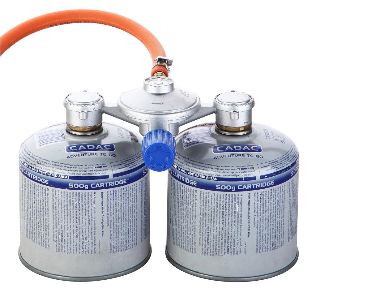 CADAC Power Pak - tragbare Gasversorgung / Gasanschluss für Grill Bild 2