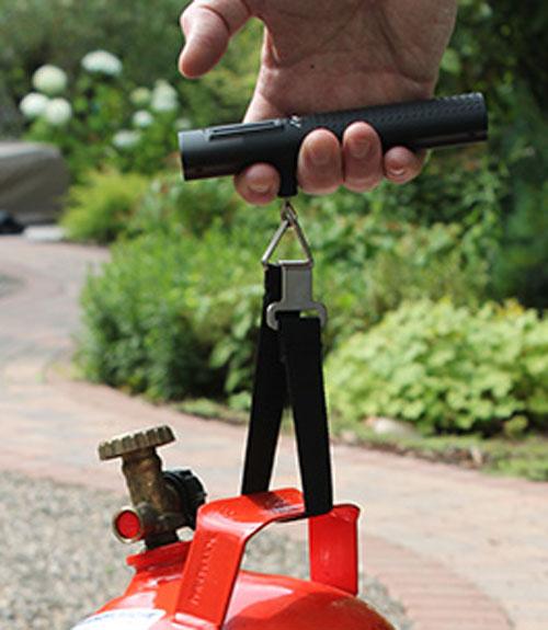 Gasflaschenwaage   3in1 SEECODE Bild 1