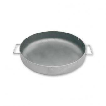 Eisenpfanne / Grillpfanne mit Griffen Ø 60 cm Bild 1