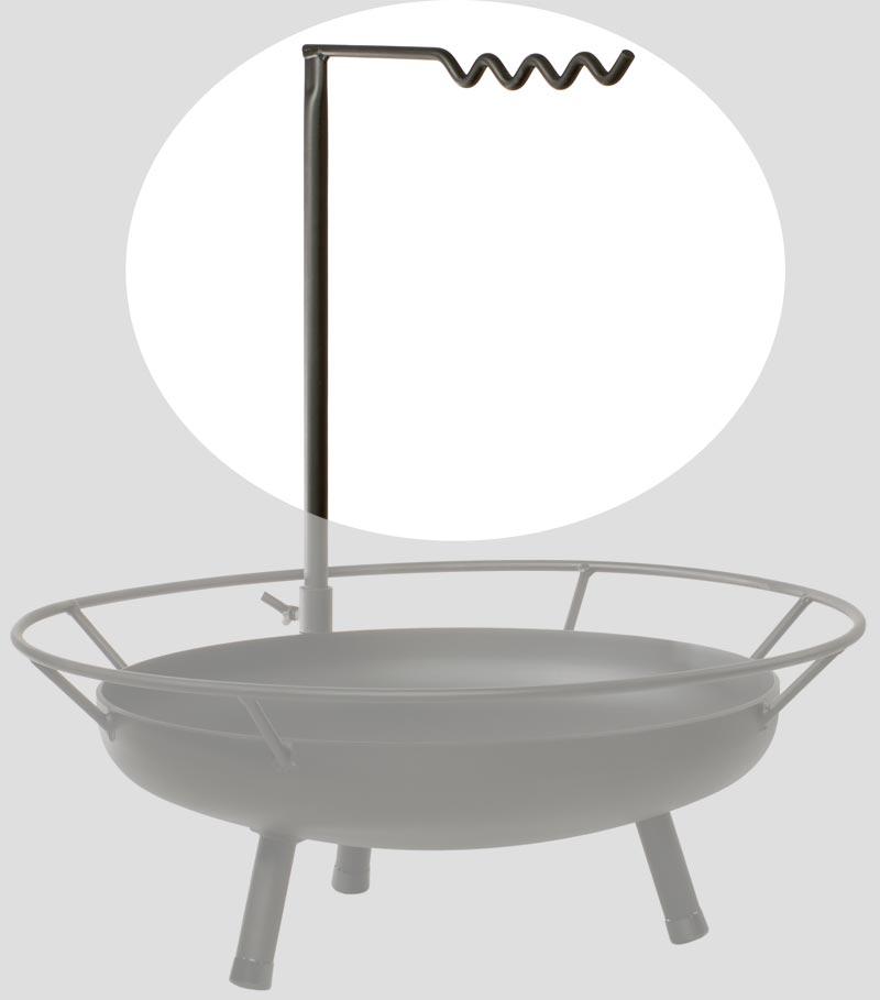 Schwenkarm für Firepit / Feuerschale JoeBBQ Bild 1