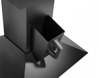 Holzkohlegrill / Säulengrill Justus Pollux Grillfläche 52x52cm Bild 4