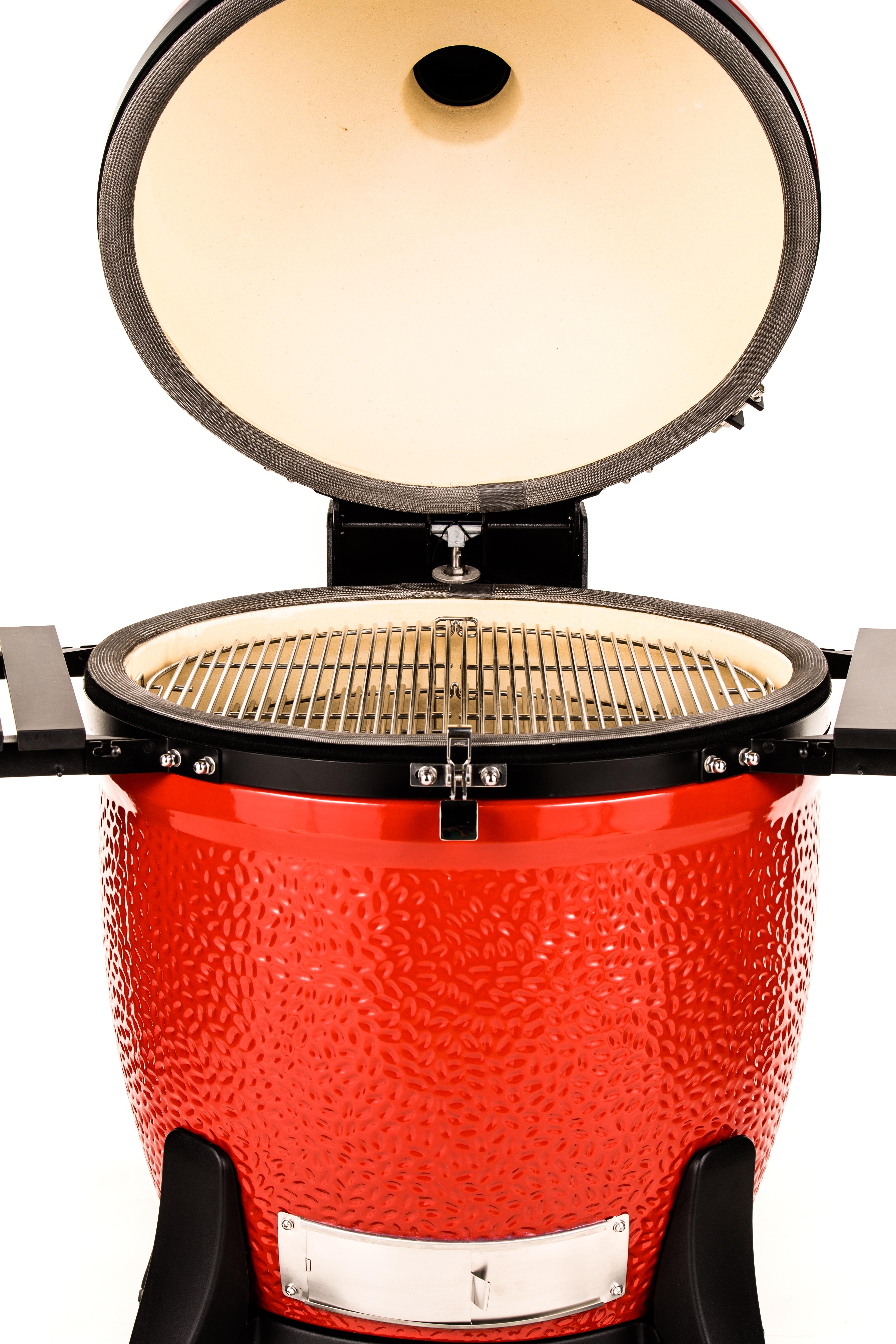 Kamado Joe Big Joe III Keramikgrill - das Grillei mit Pfiff Bild 1