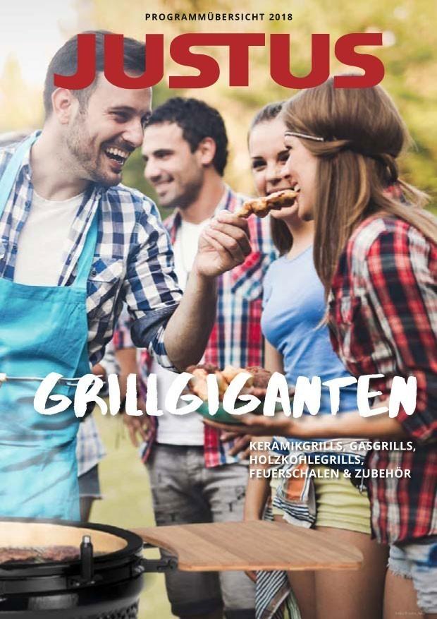 Justus Grill Katalog 2018 Bild 1