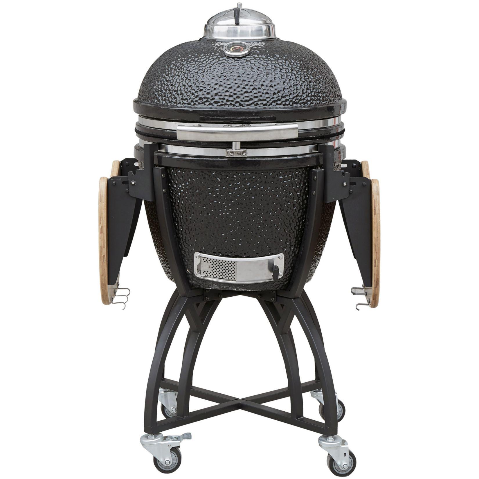 El Fuego Grill Kamado Keramik-Grill 560 G Bild 2