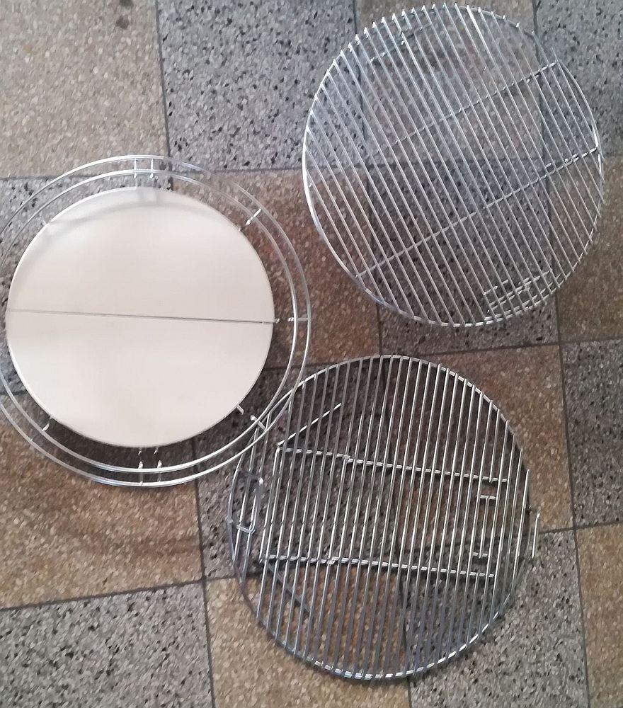 El Fuego Grill Kamado Keramik-Grill 560 G Bild 8