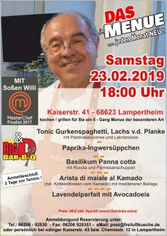 Kamado-Kitchen Buddy Lampertheim Veranstaltung Bild 3