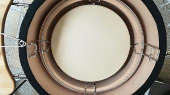Kamado Kitchen Grillegg Grillei Keramikgrill 56cm Bild 3