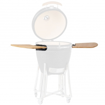 "Tablett-Set mit Halter f. Kamado-Kitchen Keramikgrill 21,8"" Ersatzteil Bild 1"