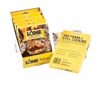 Lodge Dutch Oven Liner Antihaft Papier 8 Stück Bild 1