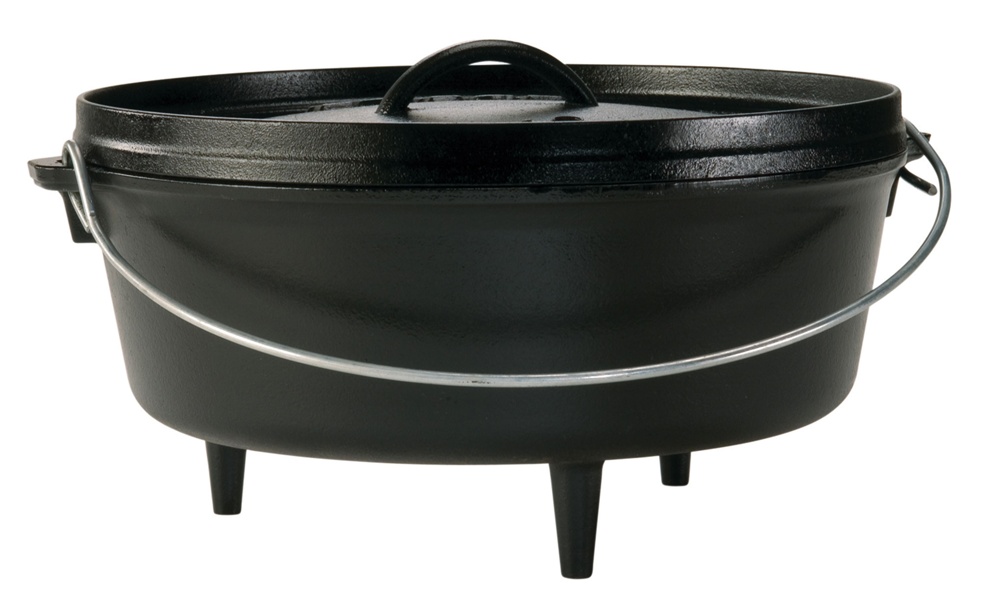 Lodge Logic Camp Dutch Oven / Eisen Topf Ø 30,5cm 5,7Liter Bild 1