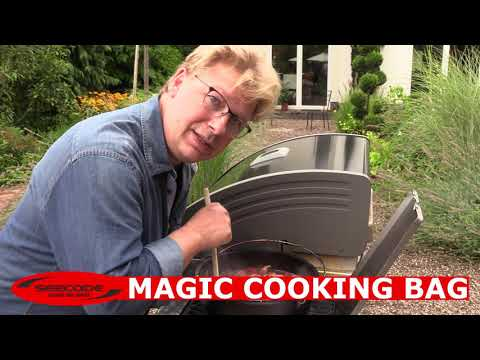 Seecode BBQ MCB Magic Cooking Bag Ø 40cm Video Screenshot 3199
