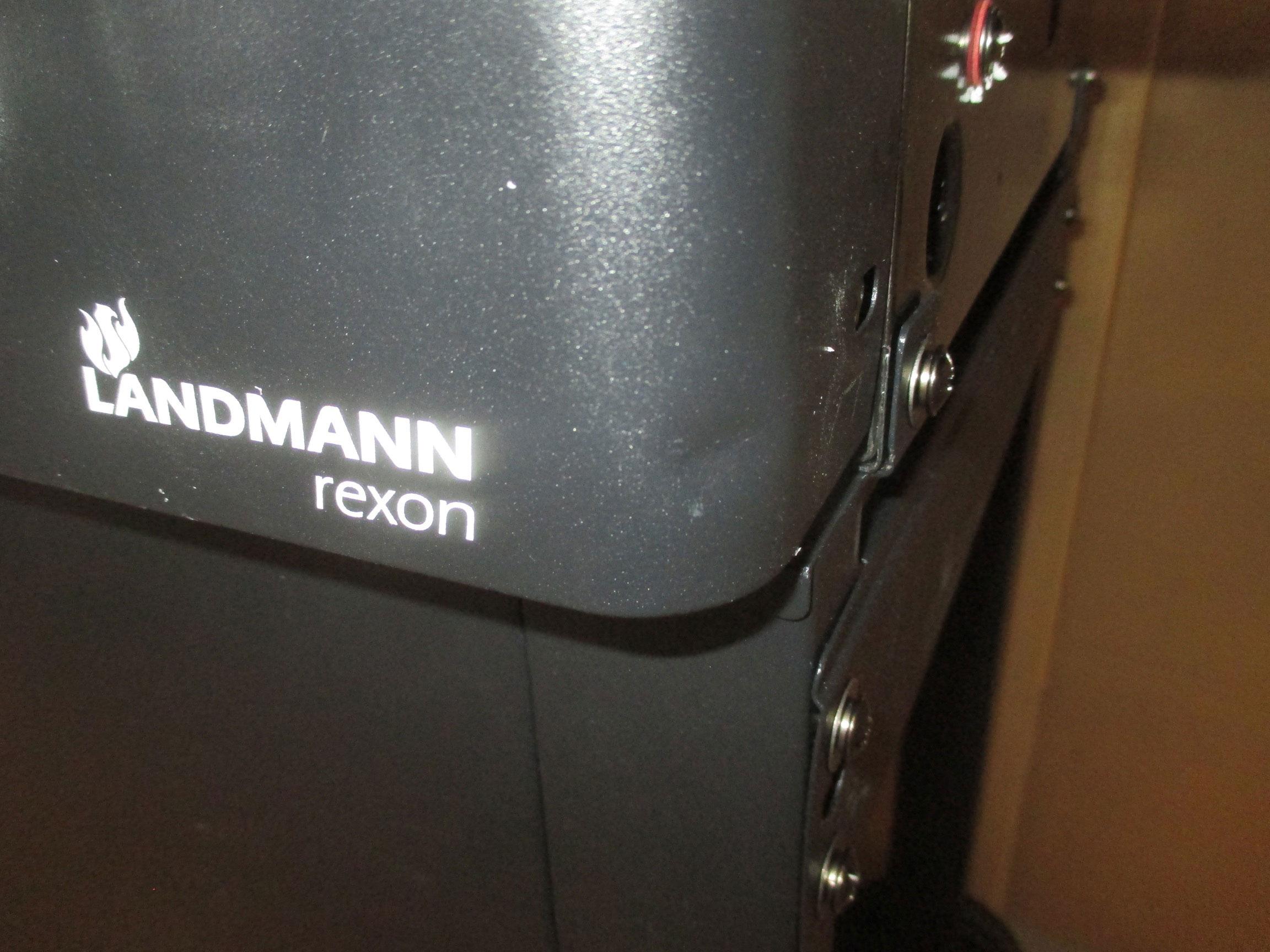 B-Ware Landmann Gasgrillwagen Rexon PTS 3.0 Grillfläche 64x40cm 12229 Bild 9