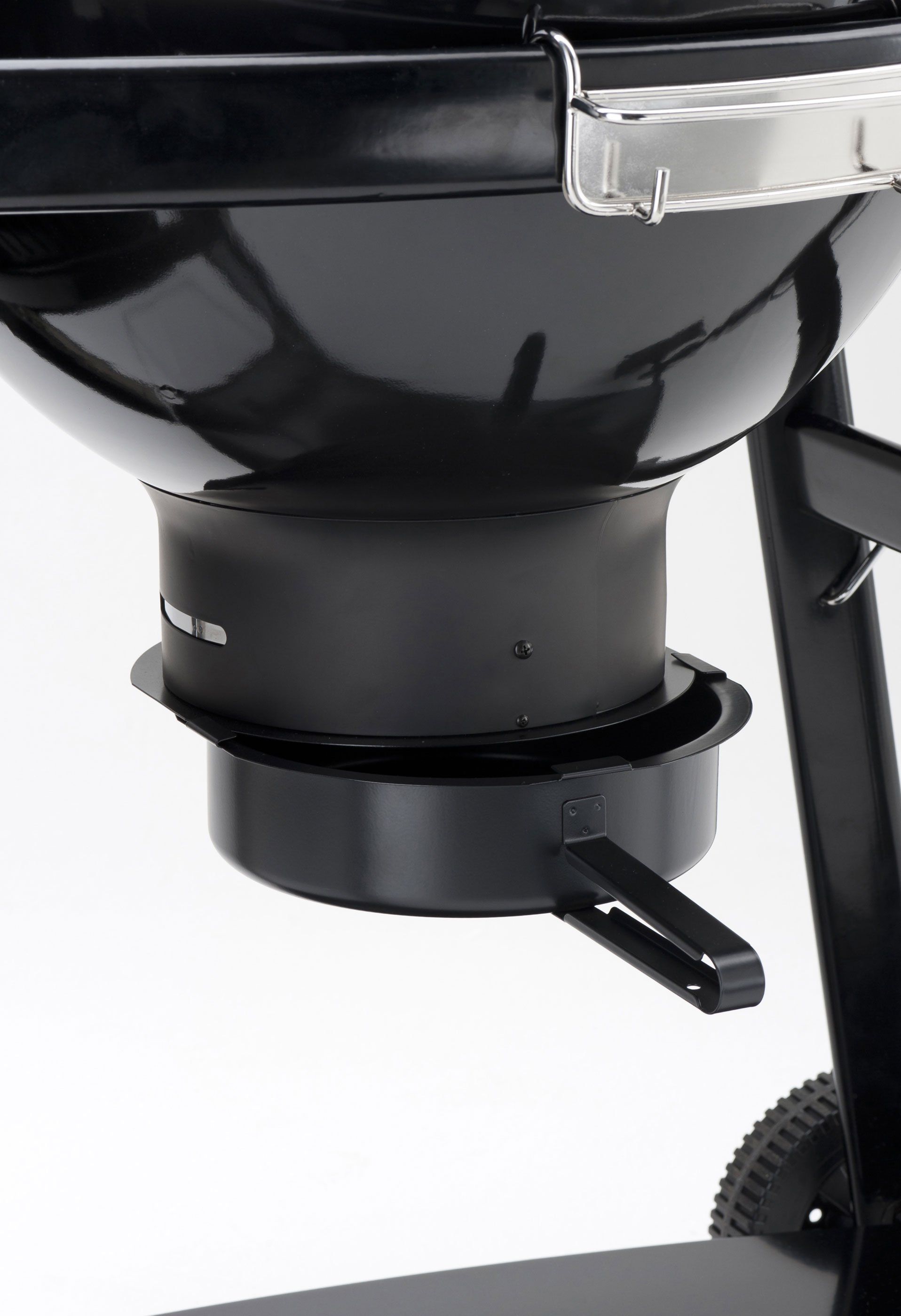 Landmann Holzkohlegrill / Kugelgrill Black Pearl Select Ø 56cm 31346 Bild 3