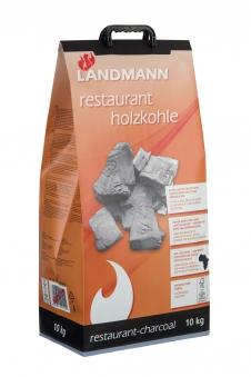 Landmann Grillkohle / Restaurant-Holzkohle 10kg 16103