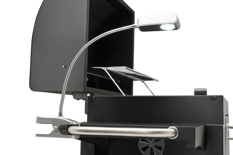 grilllampe 9 led landmann 16101 bei. Black Bedroom Furniture Sets. Home Design Ideas