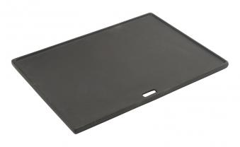 Grillplatte / Wendeplatte für Landmann Gasgrill triton 2.0 43,5x23,5cm Bild 1