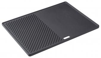 grillplatte wendeplatte f r landmann gasgrill triton 43 5x32cm 13190 bei. Black Bedroom Furniture Sets. Home Design Ideas