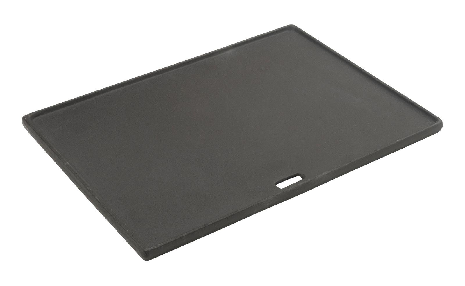 grillplatte f r landmann gasgrill triton 2 0 gusseisen 45x24cm 13191 bei. Black Bedroom Furniture Sets. Home Design Ideas