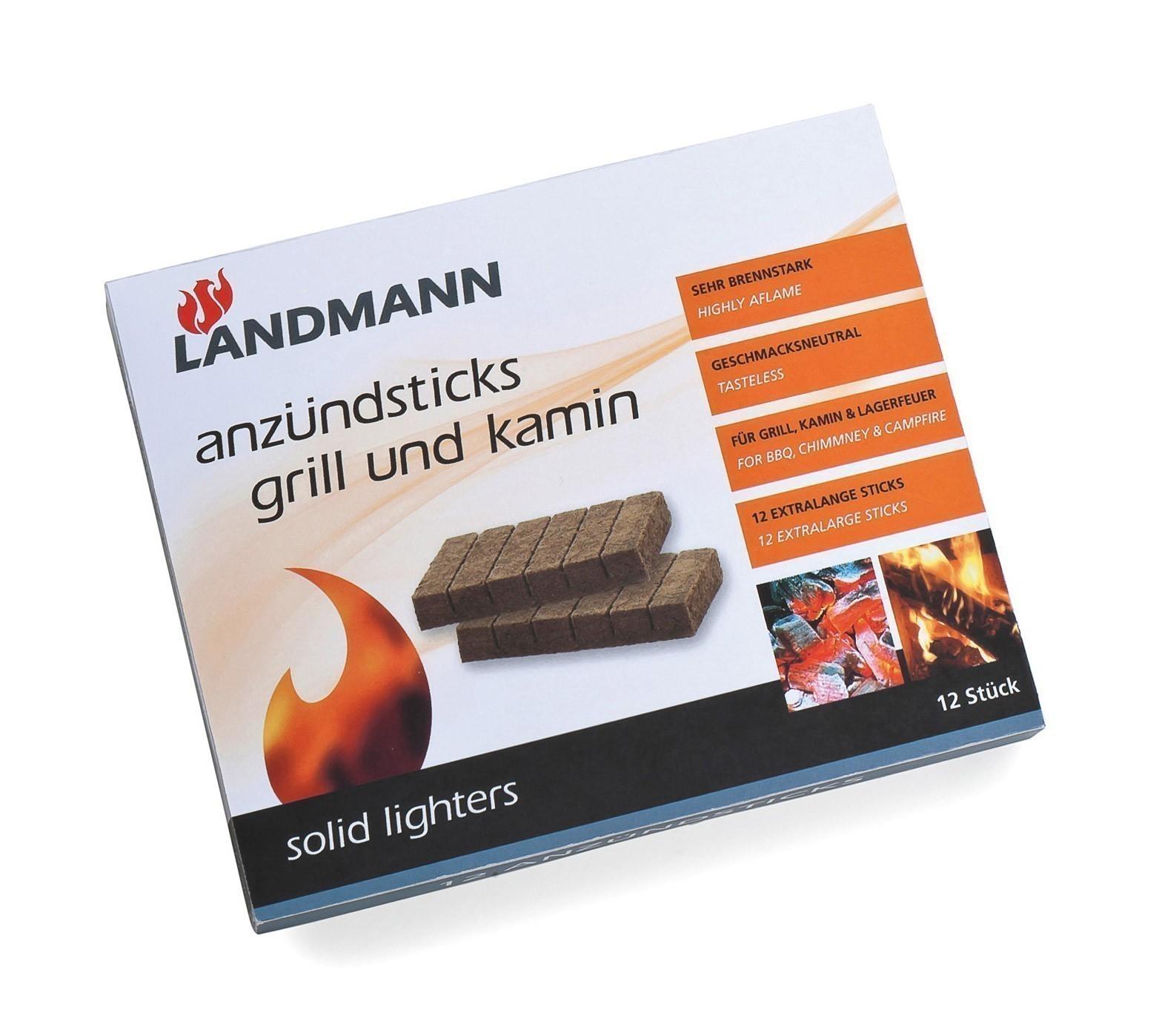landmann grillanz nder 12 anz ndriegel 0140 bei. Black Bedroom Furniture Sets. Home Design Ideas