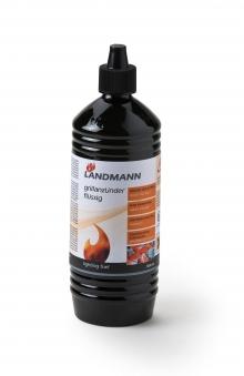 landmann grillanz nder anz ndfl ssigkeit 1liter l130 bei. Black Bedroom Furniture Sets. Home Design Ideas