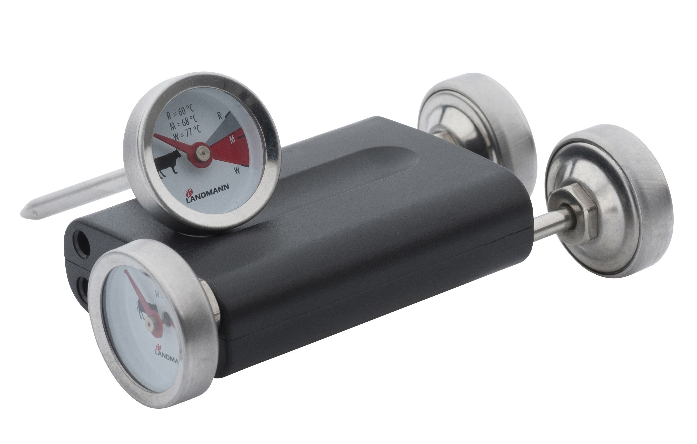 Landmann Grillthermometer Set 13725 Bild 1