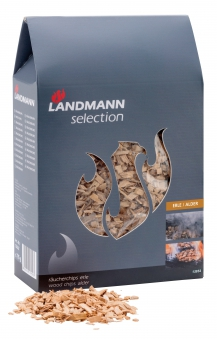 Landmann Selection Räucherchips Erle 13954 500g Bild 1