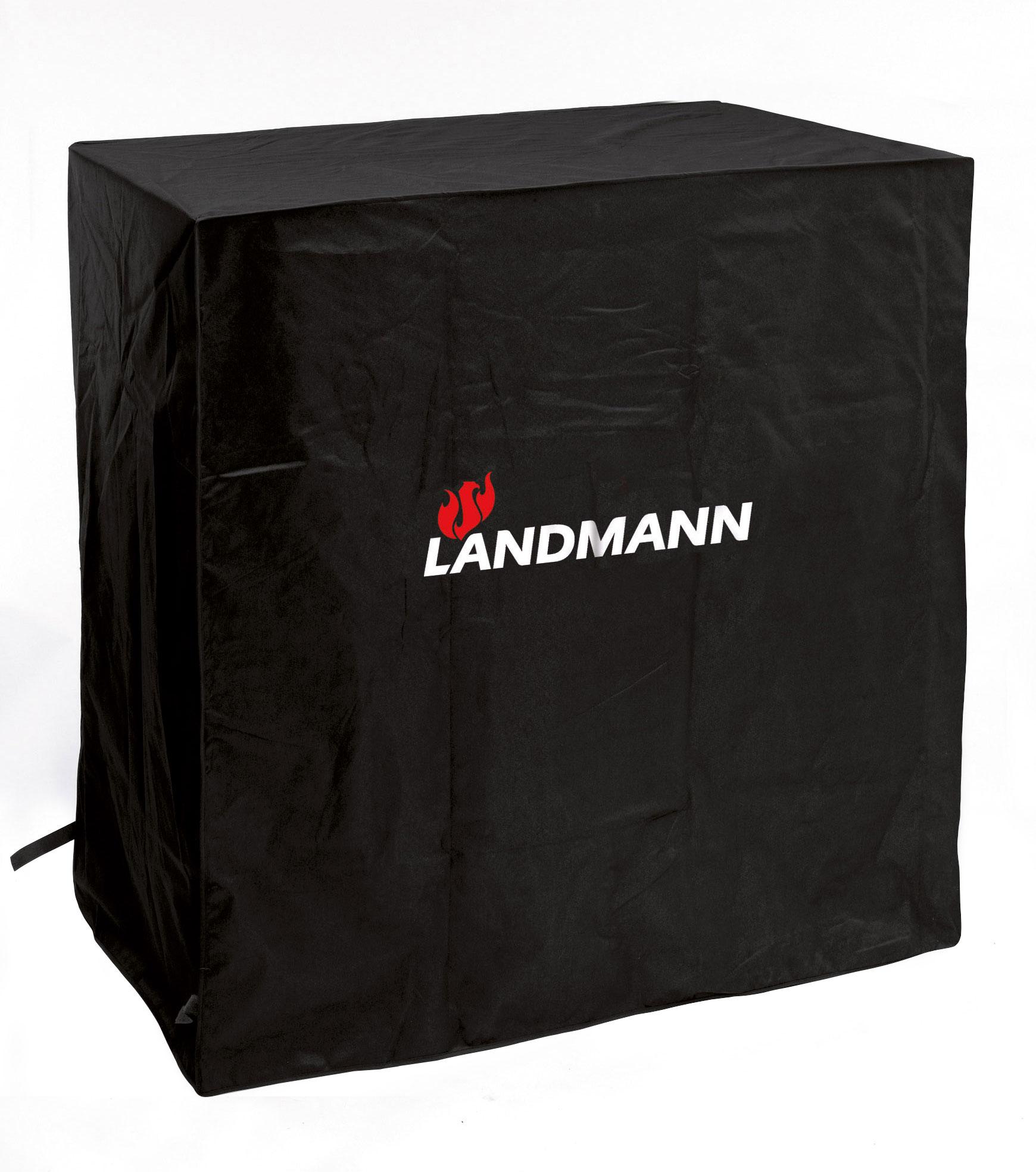 schutzh lle f r landmann grill wetterschutzhaube quality m. Black Bedroom Furniture Sets. Home Design Ideas
