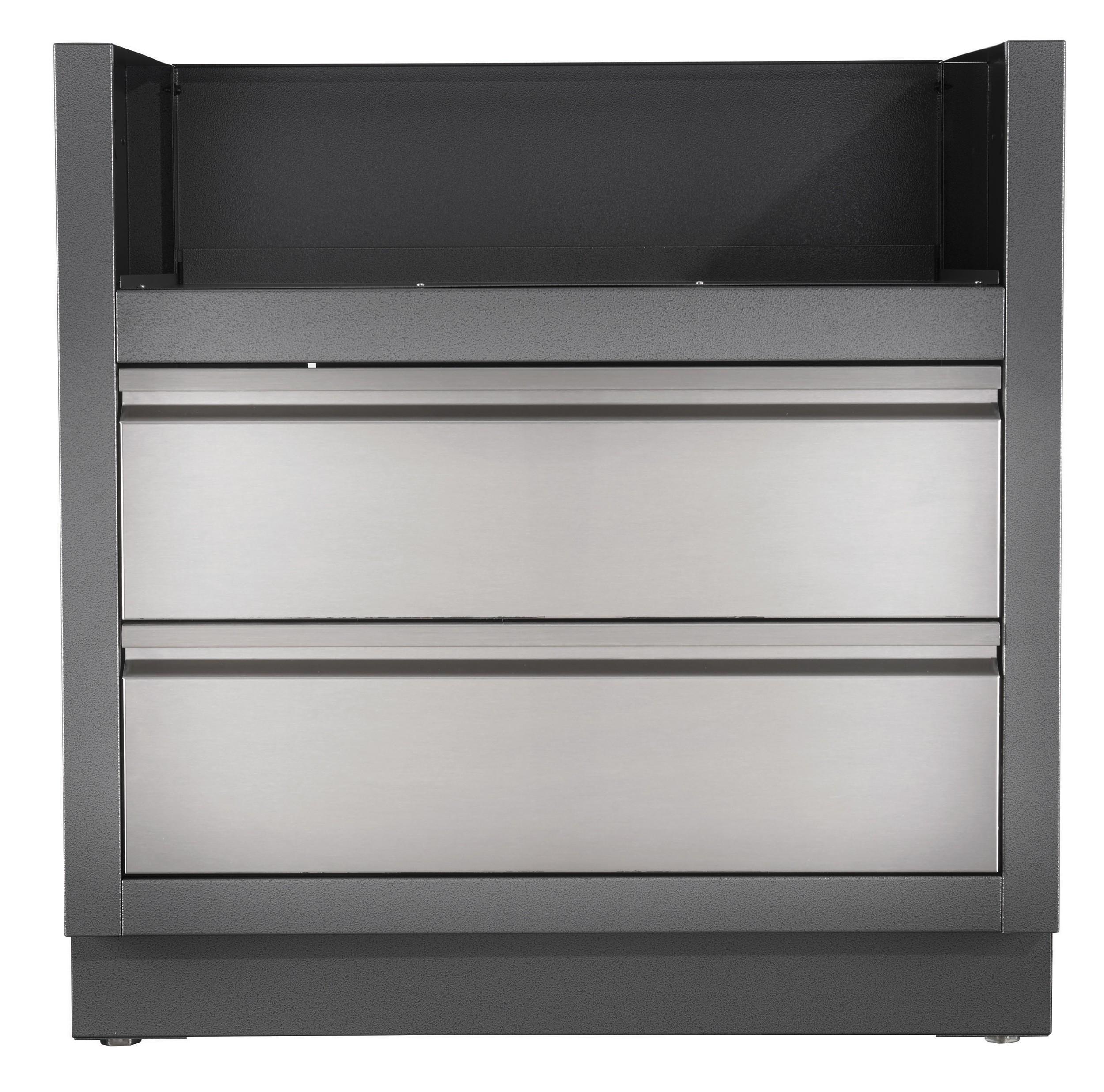 au enk che einbau grill napoleon unterschrank bipro500 bei. Black Bedroom Furniture Sets. Home Design Ideas