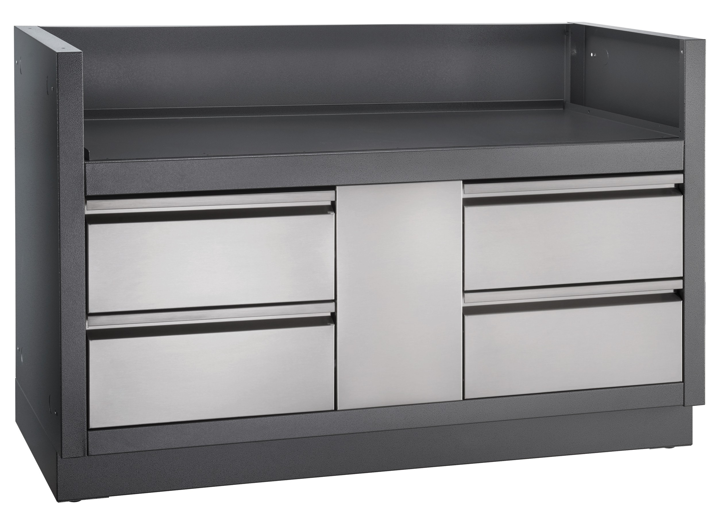 au enk che einbau grill unterschrank napoleon oasis f r. Black Bedroom Furniture Sets. Home Design Ideas