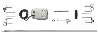 Napoleon Drehspieß-Set Rotisserie Commercial Quality für LEX 605 & 730 Bild 1