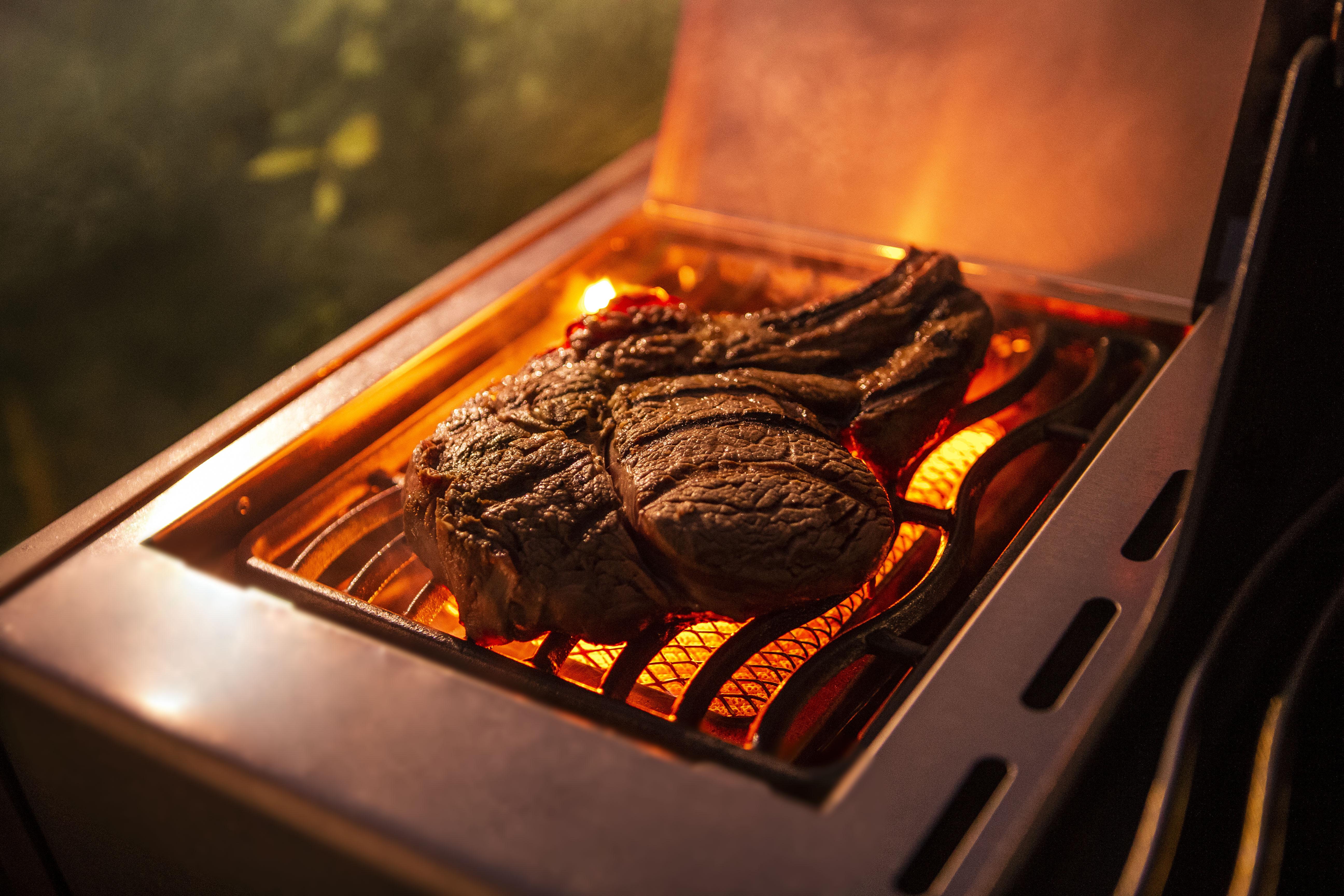 Napoleon Gasgrill Outdoorküche : Gasgrill grillwagen napoleon rogue edelstahl propangas
