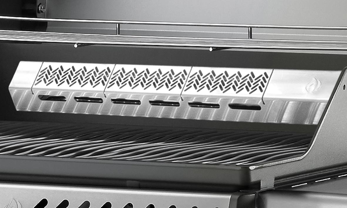 Gasgrill / Grillwagen Napoleon Rogue SE425 schwarz Bild 5