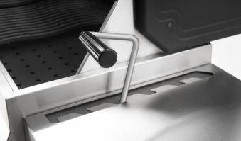 Holzkohlegrill / Grill Napoleon Charcoal Professional PRO605 Edelstahl Bild 5