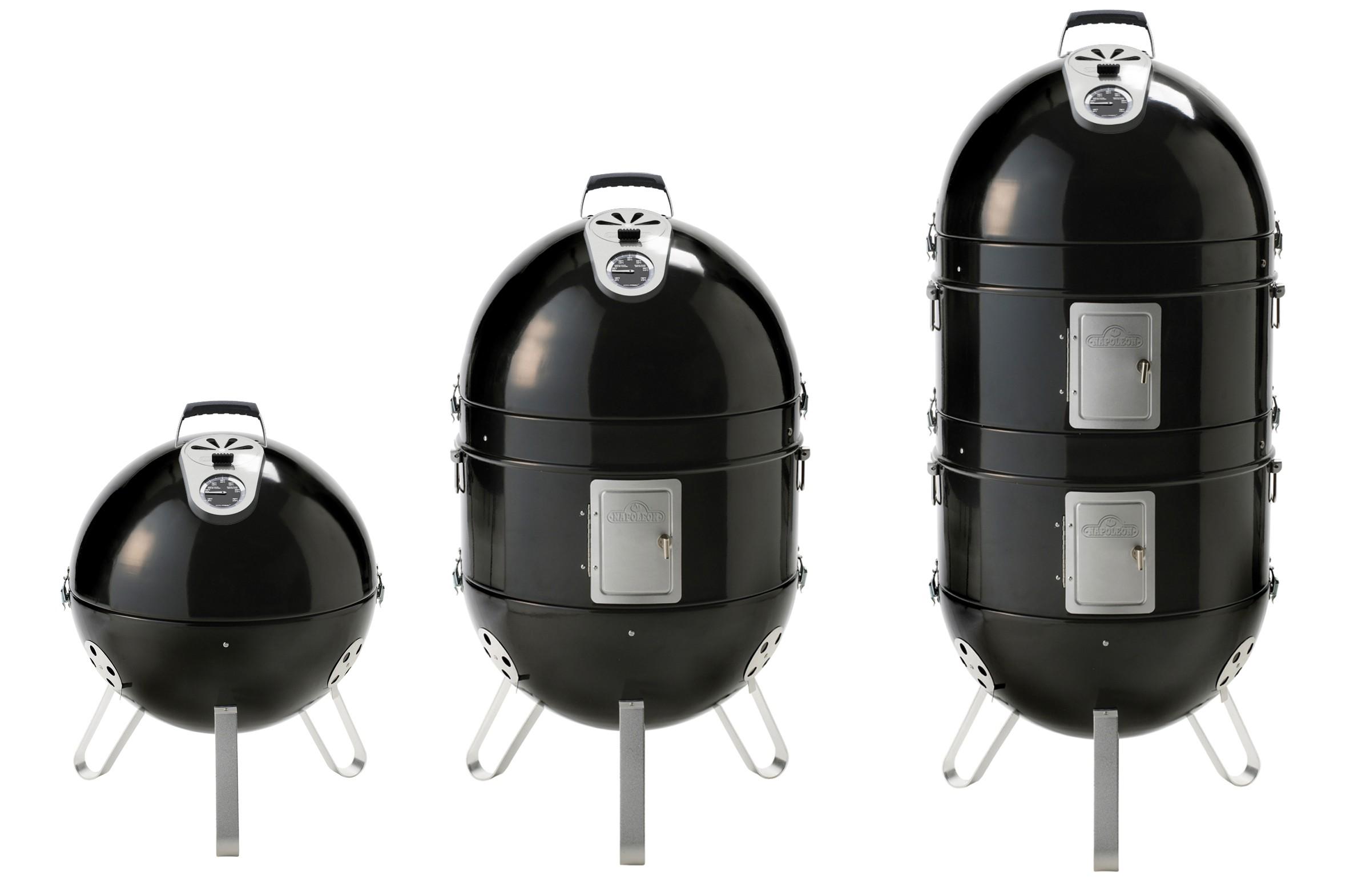 Kugelgrill / Holzkohle Grill Napoleon Apollo 3in1 Smoker AS300K Bild 3