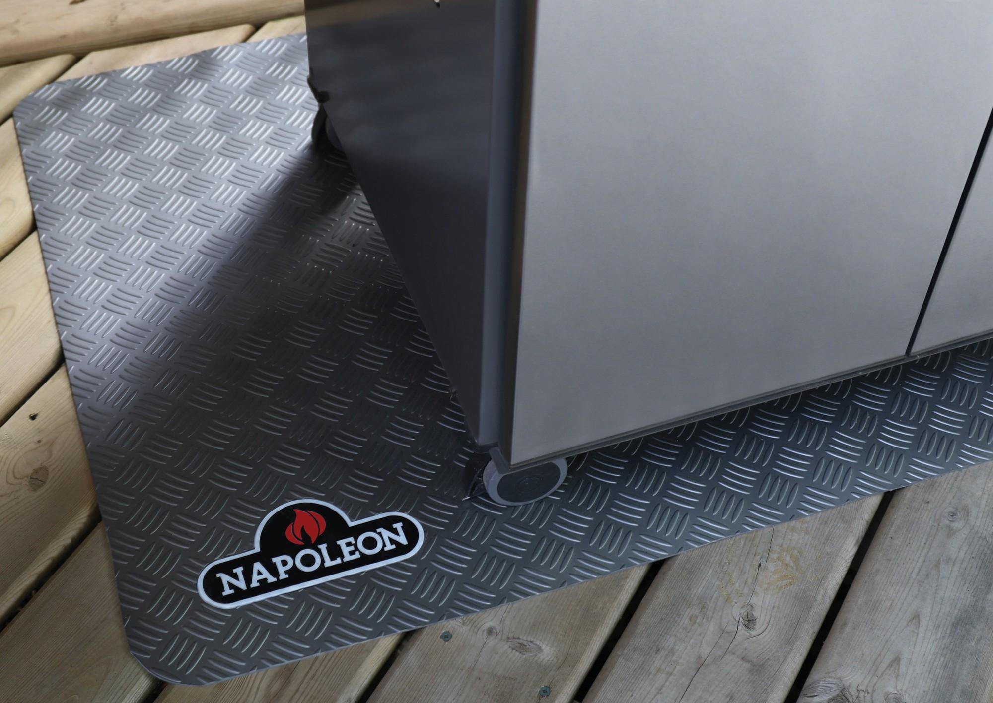 grillmatte grillunterlage napoleon 119 5x81 5cm bei. Black Bedroom Furniture Sets. Home Design Ideas