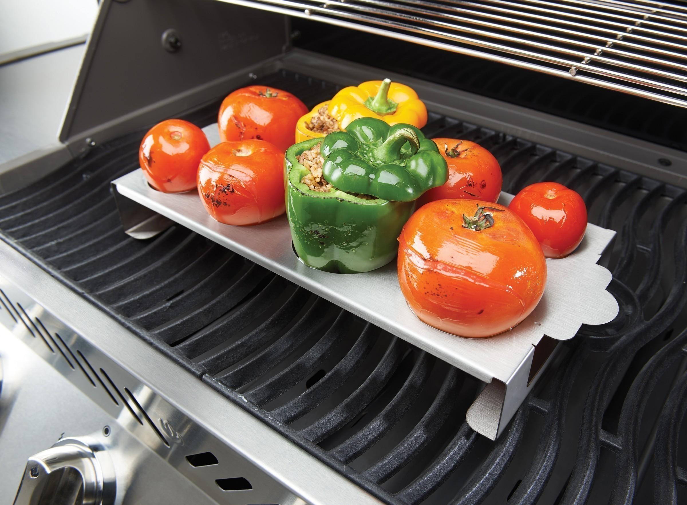 Napoleon Edelstahlgrillrost für Tomaten und Paprika Bild 2