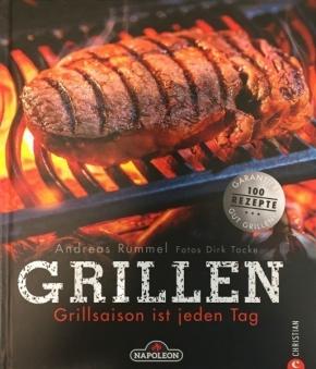 """Napoleon Grillbuch """"Grillsaison ist jeden Tag"""" Bild 1"""