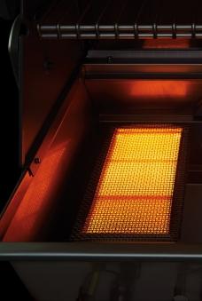 Napoleon Infrarot Upgrade-Kit für BIPRO665 SIZZLE ZONE Bild 2