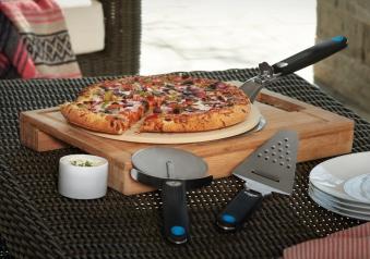 Napoleon Starter kit for Pizza Lovers / Starter Set f. Pizza Liebhaber Bild 2